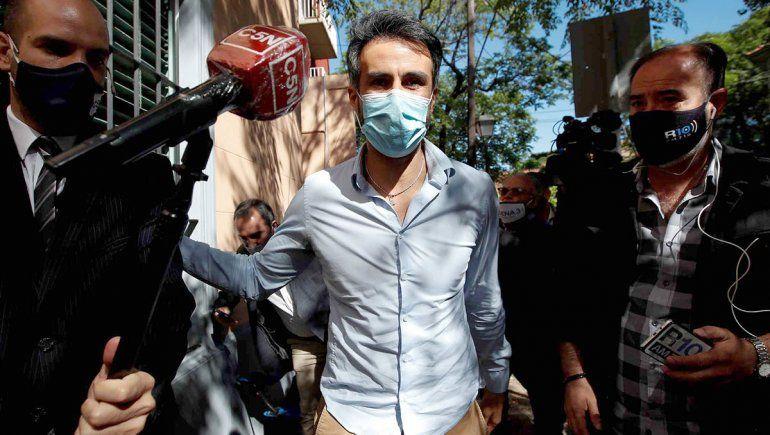 Diego: el juez afirma que se debe investigar por homicidio culposo