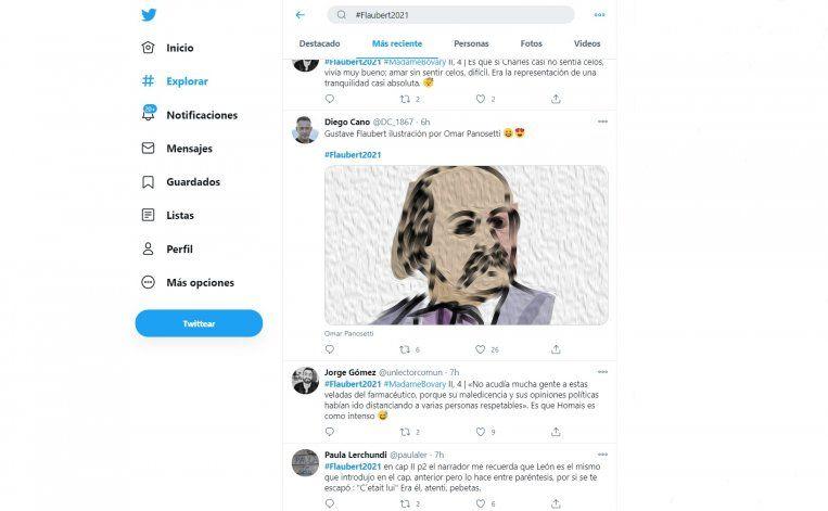 Los clásicos de la literatura ahora se leen por Twitter