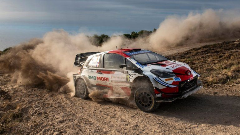 Sebastien Ogier se llevó la quinta fecha del Rally Mundial en Italia