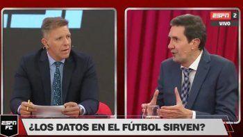 Fantino y Miguel Simón se agarraron con todo en ESPN.