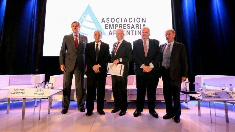 La Asociación Empresaria Argentina fue uno de los grupos que criticó con dureza el Impuesto a la Riqueza.