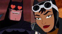 los heroes no hacen eso: dc censuro una escena de sexo oral de batman a gatubela