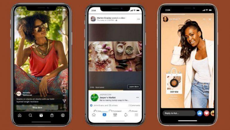 Instagram Reels ahora contará con anuncios publicitarios.