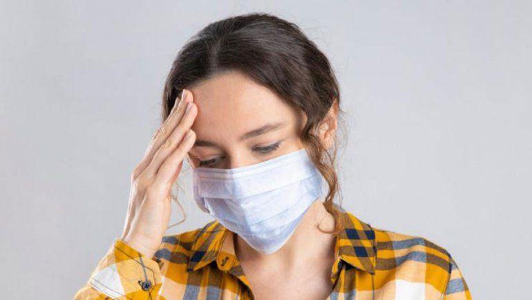 Cuarentena: se agravaron los dolores de cabeza