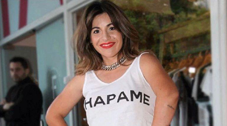 Para qué Giannina Maradona tiene una cuenta pirata en redes