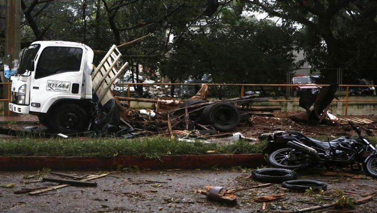 Colombia: mataron a tres policías en un atentado en comisaría