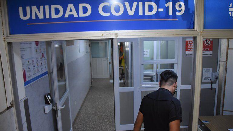Cuatro muertos por COVID en Neuquén y 220 contagiados