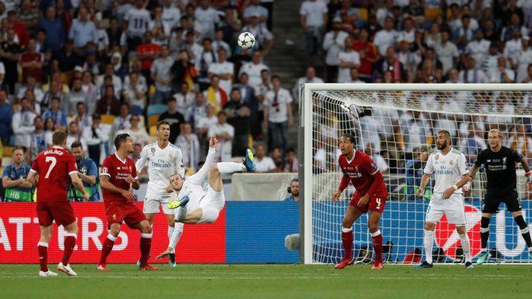 Real Madrid otra vez campeón de la Champions: ganó 3 a 1 a Liverpool