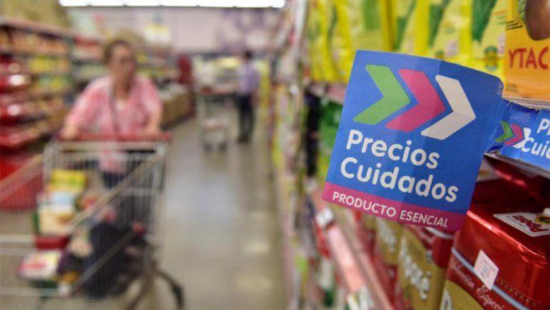 Precios Cuidados: los productos representan el 10% de las ventas de los súper