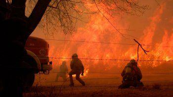 murio calcinado al intentar apagar un incendio forestal