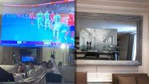 el misterioso televisor de messi: como funciona y cuanto cuesta