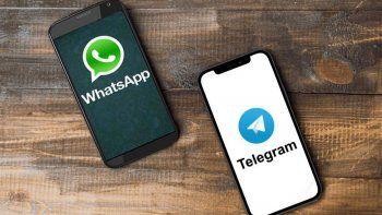 9 funciones que tiene WhatsApp y Telegram no.